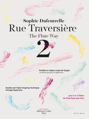 Sophie Dufeutrelle - Cross Street - Volume 2 - Sheet Music - di-arezzo.com
