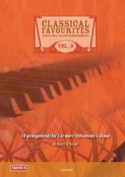 Classical Favorites, vol.3 - Sheet Music - di-arezzo.co.uk