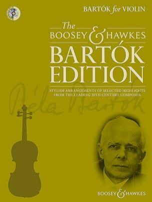 Bartok for violin - Violon et piano - Béla Bartok - laflutedepan.com