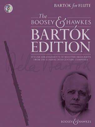 Bartok for Flute - Flûte et piano BARTOK Partition laflutedepan