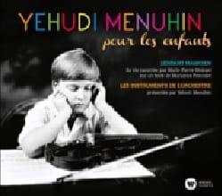 POUR LES ENFANTS - COFFRET 2 CD MENUHIN Yehudi Accessoire laflutedepan