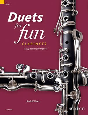 - Duets for Fun - 2 Clarinettes - Partition - di-arezzo.fr