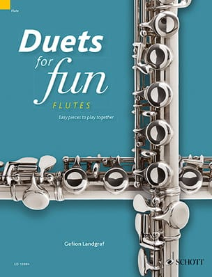 - Duets for Fun - 2 Flûtes - Partition - di-arezzo.fr