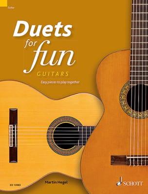 - Duets for Fun - 2 Guitares - Partition - di-arezzo.fr