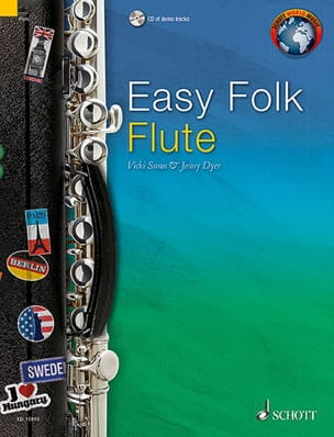 Easy Folk Flute Traditionnels Partition laflutedepan