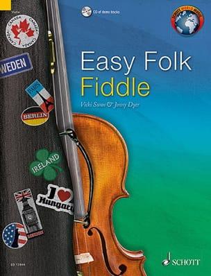 Easy Folk Fiddle - Violon Traditionnels Partition laflutedepan