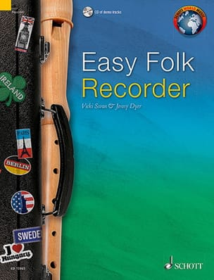 Easy Folk Recorder - Partition - di-arezzo.fr