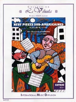 9 South American Rooms - Sheet Music - di-arezzo.co.uk