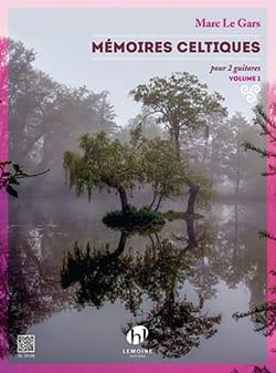 Gars Marc Le - Mémoires Celtiques vol. 1 - 2 Guitares - Partition - di-arezzo.fr