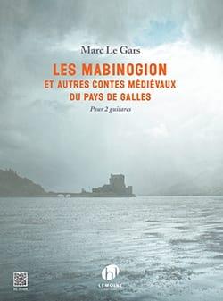Les Mabinogion - 2 Guitares Gars Marc Le Partition laflutedepan