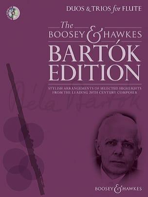BARTOK - Duets and Trios - Flutes - Sheet Music - di-arezzo.com