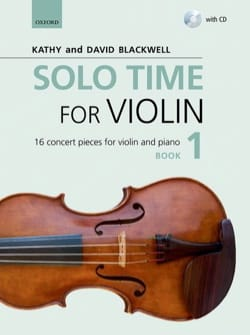 - Solo Time for Violin 1 - Violin and Piano - Sheet Music - di-arezzo.co.uk