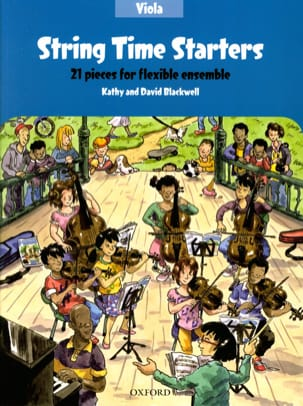 - String Time Starters - Alto - Sheet Music - di-arezzo.co.uk
