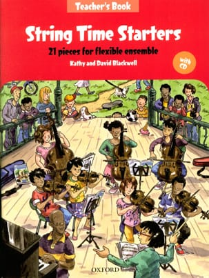 - String Time Starters - Livre du prof. - Partition - di-arezzo.fr