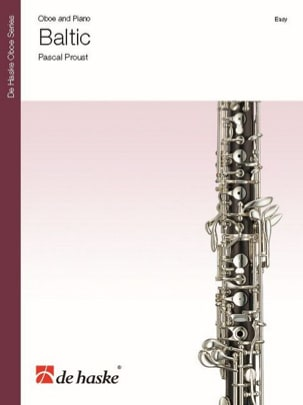Pascal Proust - Baltic - Oboe and piano - Sheet Music - di-arezzo.com