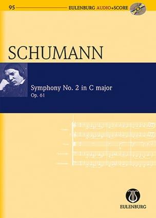 Robert Schumann - Symphonie n° 2, op. 61 - Conducteur + CD - Partition - di-arezzo.fr