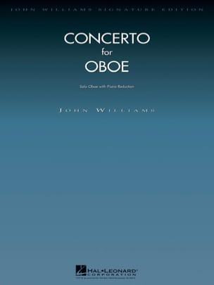 Concerto for Oboe - John Williams - Partition - laflutedepan.com
