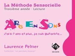 Arc en sons 3e année - Lecture Laurence Peltier Partition laflutedepan
