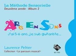 Arc en sons 2e année, Album 2 Laurence Peltier Partition laflutedepan