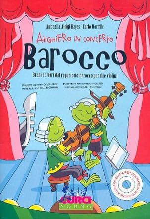 - Barocco - 2 Violons - Partition - di-arezzo.fr
