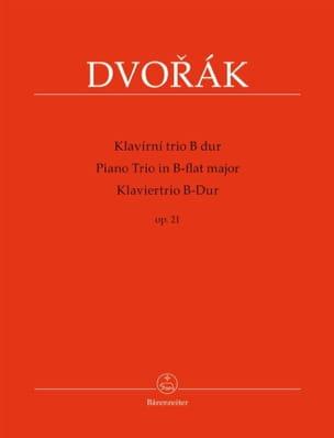 Trio en Sib Maj., op. 21 - Violon, violoncelle et piano - laflutedepan.com