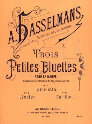 Alphonse Hasselmans - 3つの小さなブルース - 楽譜 - di-arezzo.jp