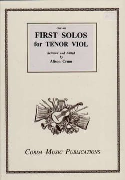 - First Solos for Tenor Rape - Sheet Music - di-arezzo.com