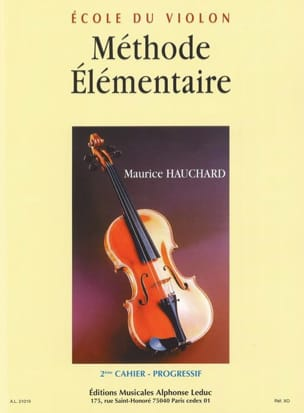Maurice Hauchard - Basic Method - Book 2 - Sheet Music - di-arezzo.co.uk