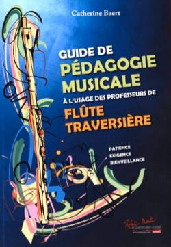 Catherine Baert - Guide of Musical Pedagogy - Sheet Music - di-arezzo.co.uk
