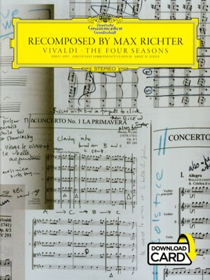 Max Richter - Recomendado por Max Richter: Vivaldi, The Four Seasons - Partitura - di-arezzo.es