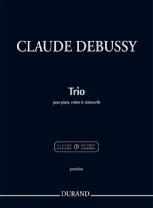 Trio pour Violon, Violoncelle et Piano - Conducteur laflutedepan