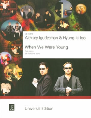 When we were young - Violon et piano laflutedepan
