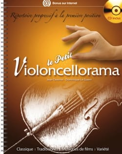 - The Little Violoncellorama - Sheet Music - di-arezzo.co.uk