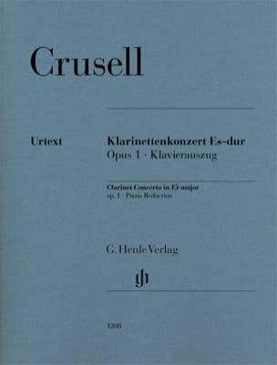 Concerto en Mib Majeur, op. 1 - Clarinette et piano laflutedepan
