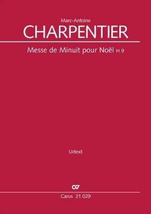 Marc-Antoine Charpentier - Midnight Mass for Christmas - Driver - Sheet Music - di-arezzo.co.uk