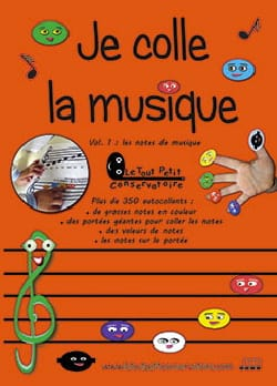 Philippe Kaczmarek - I stick the music - Volume 1: Musical Notes - Sheet Music - di-arezzo.co.uk