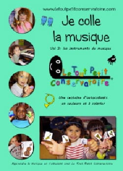 Philippe Kaczmarek - I stick the music - Volume 2: Musical Instruments - Sheet Music - di-arezzo.co.uk