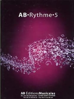 AB rhythm 5 - Sheet Music - di-arezzo.co.uk