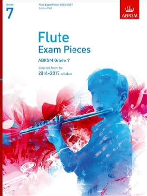 ABRSM Grade 7 Exam Parts Flute - Sheet Music - di-arezzo.com