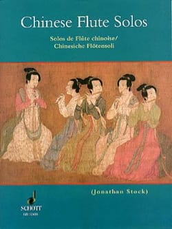 Traditionnel - Chinese Flute Solos - Flute solo WITHOUT CD - Sheet Music - di-arezzo.com