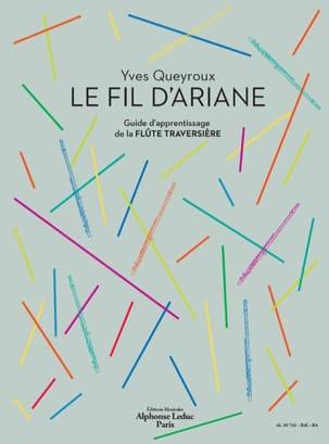 Le fil d'Ariane - Yves Queyroux - Partition - laflutedepan.com