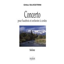 Concerto pour Hautbois - Partie soliste - laflutedepan.com