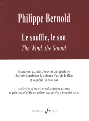 Philippe Bernold - The breath The sound - Sheet Music - di-arezzo.com