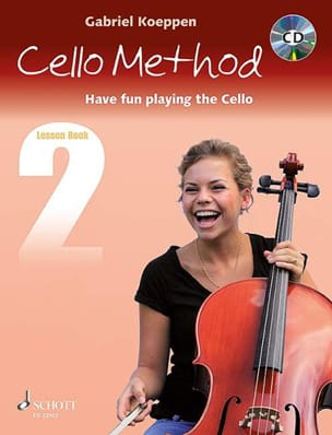 Gabriel Koeppen - Cello Method Vol. 2 - Sheet Music - di-arezzo.co.uk