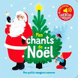 Mes chants de Noël - Partition - laflutedepan.com