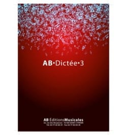 - AB Dictation 3 - Sheet Music - di-arezzo.com