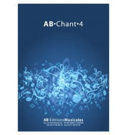 - AB Singing 4 - Sheet Music - di-arezzo.com