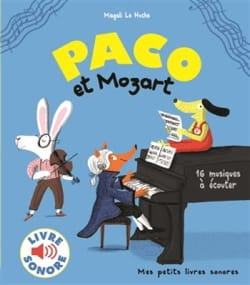 Huche Magali Le - Paco et Mozart - Partition - di-arezzo.fr