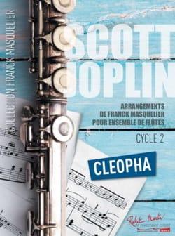 Cléopha - Ensemble de Flûtes + Contrebasse - JOPLIN - laflutedepan.com