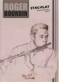 Roger Bourdin - Stac-Flat - Set di flauti e pianoforte - Partitura - di-arezzo.it
